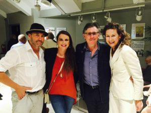 Bloomsday on Broadway, Symphony Space, NYC with Colum McCann & Gabriel Byrne