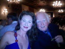 Clodagh Bowyer & Malachy McCourt