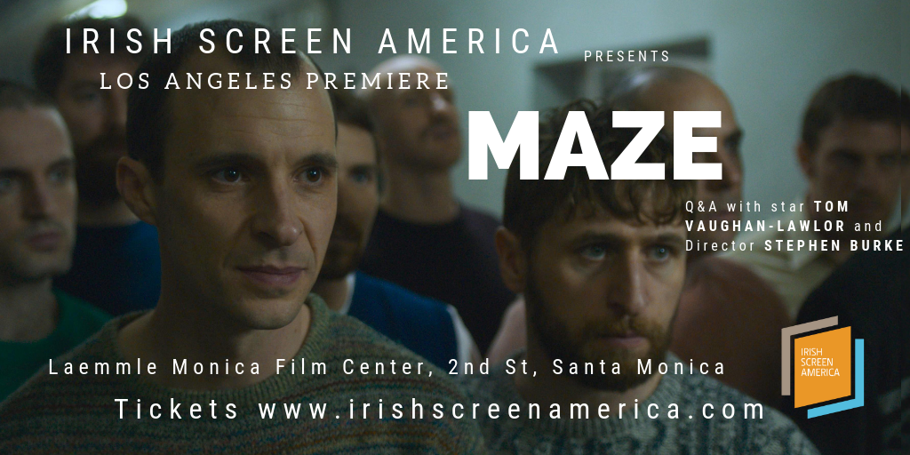 """Maze"" Movie Premiere"