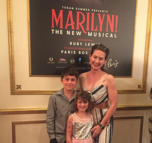 "Producer of ""Marilyn! The New Musical"""